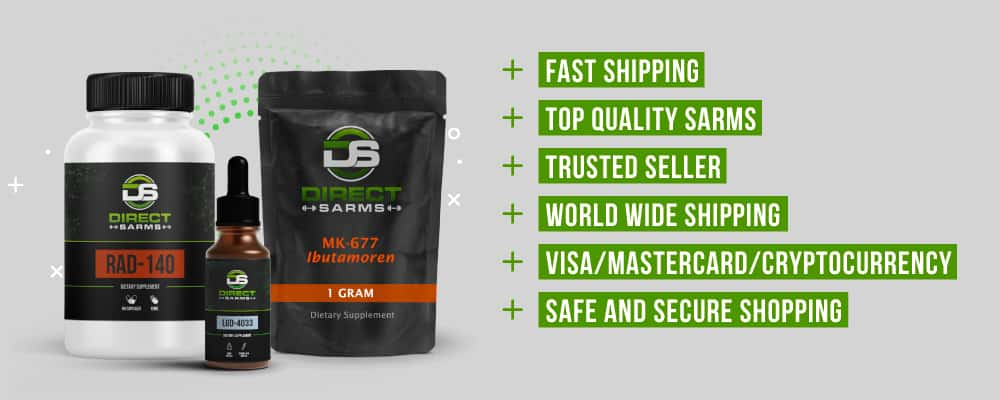 Direct Sarms Home Page Buy All Top qaulity Sarms and Peptides here online